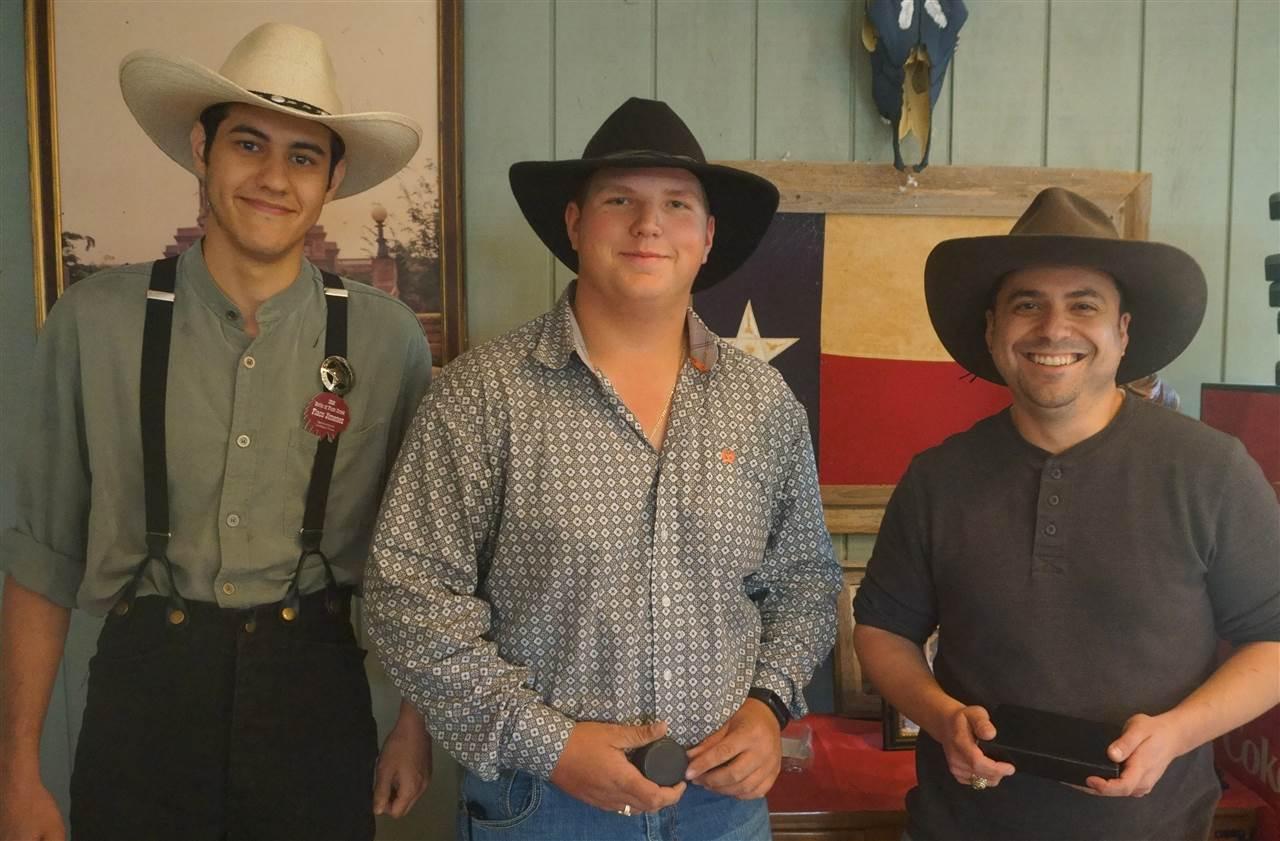 _Cowboy - Buckshot Sully & Still Smokn' & Falco Jimenez