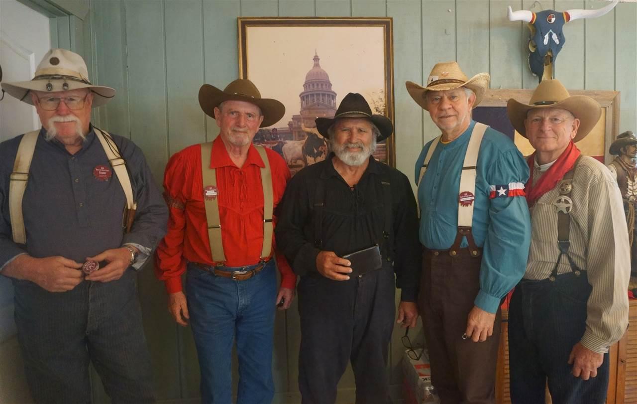 _Elder Statesman - Texas Drifter & Quick Trigger & Lincoln Drifter & Caddo Kid & Scooter