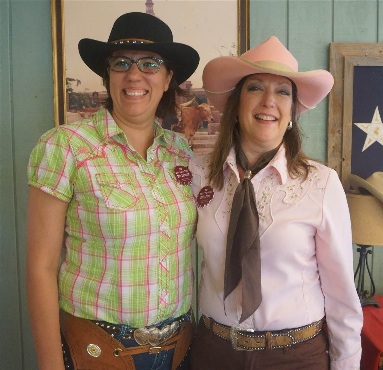 _Ladies B Western - Panhandle Cowgirl & Mia Jameson